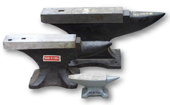 Chinese Anvils