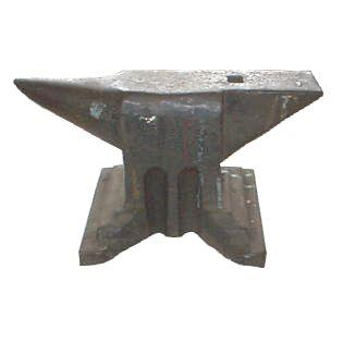 German and Austrian Pattern Anvils : anvilfire.