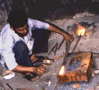Indian Blacksmith
