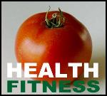 Healthy tomato health and fitness