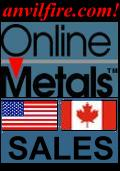 Order metal and plastic on-line.