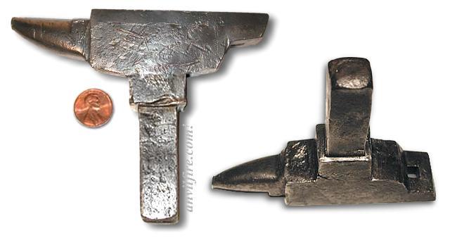 Forged Steel Miniature Anvil Anvilfire Anvil Gallery