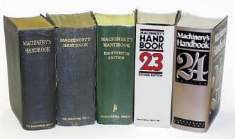 Machinery's Handbook 24th Edition Hardcover. Engineer, Designer, Draftsman, Tool