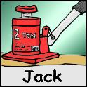 Jack icon from cartoon by the Great Nippulini