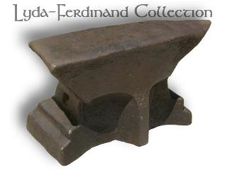 Lyda-Ferdinand Anvil Collection