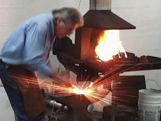 Jerry Darnel Forge Welding