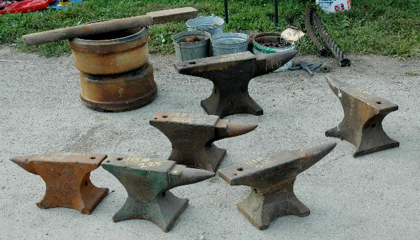 Anvils seen at SOFA Quadstate 2008