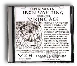 Experimental Iron Smelting from the Viking Age