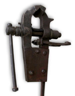 Blacksmith Vises Solid Box Post Or Leg Vise Vice